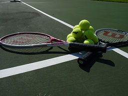 Friendly Acres tennis lessons