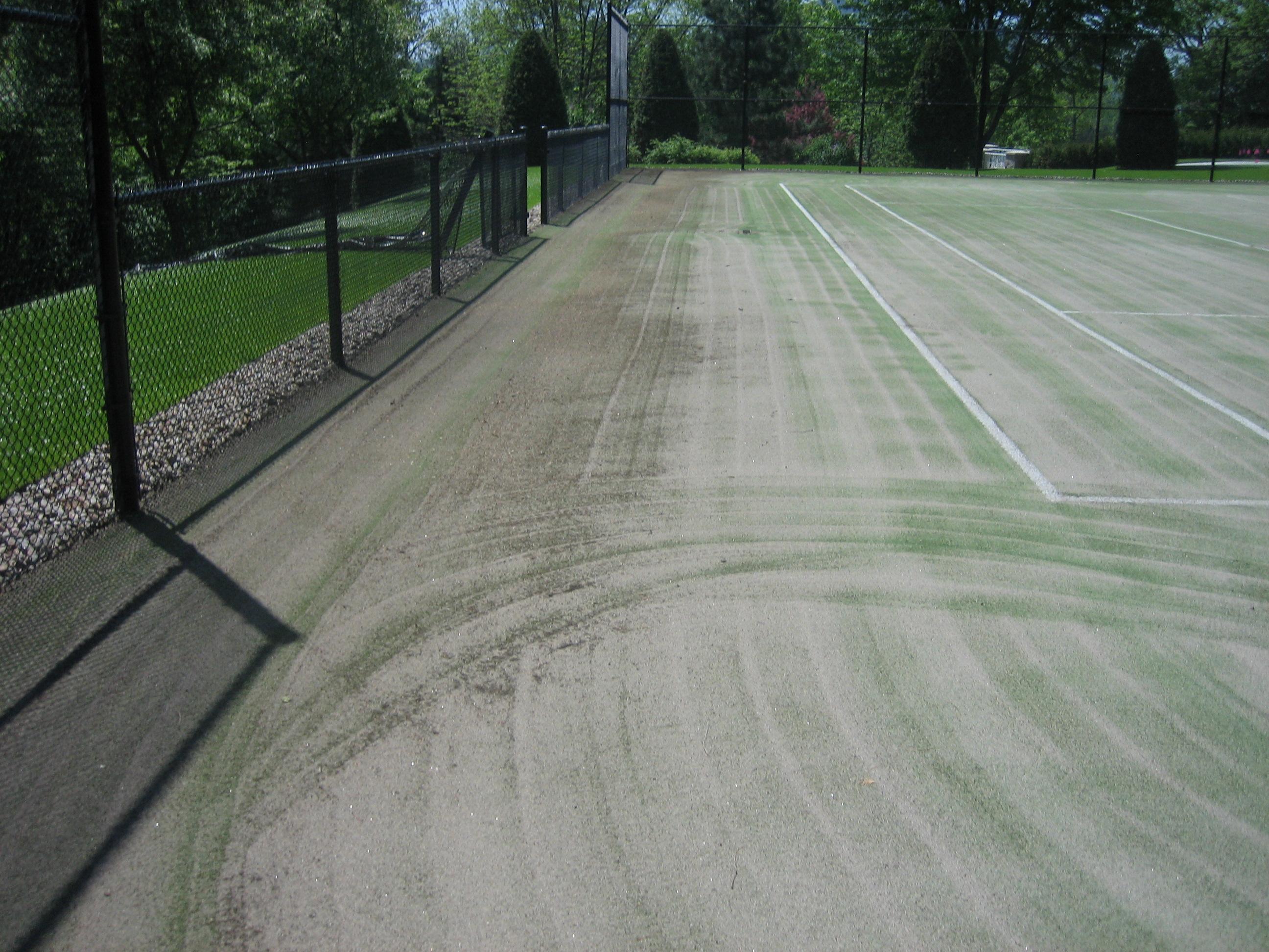 Tennis restoring
