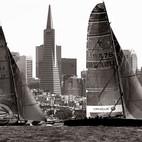 ORACLE & ALINGHI, SAN FRANCISCO BAY