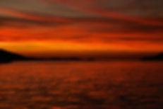 Sunset, Joy of the Mediterranean, wellbeing retreats