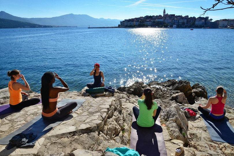 Monday Evening Yoga Classes