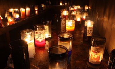 Candle Wax Divination