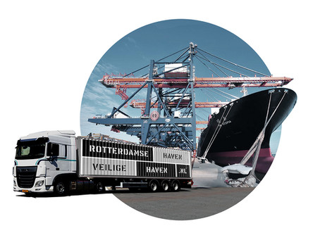 Belangstelling havenbedrijven voor trainingscontainer. Doe ook mee!