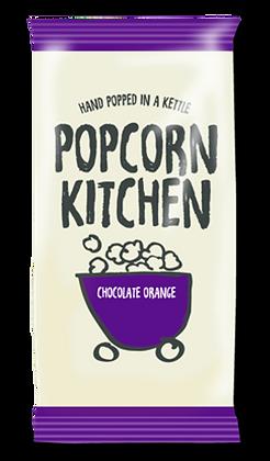 Popcorn Kitchen Chocolate Orange 30g