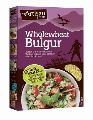 Artisan Grains Wholewheat Bulgar