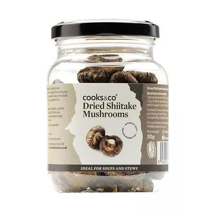 Dried Shitake Mushrooms