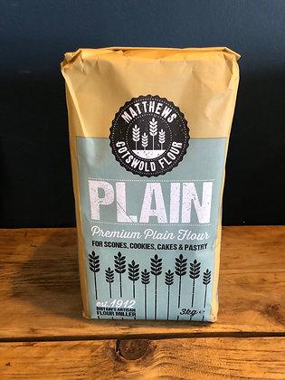 Cotswold Plain Flour 3kg