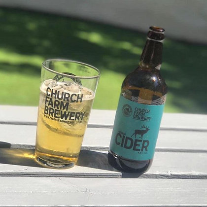 Church Farm Cider 500ml