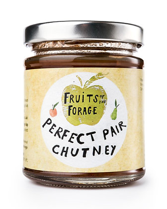 Perfect Pear Chutney