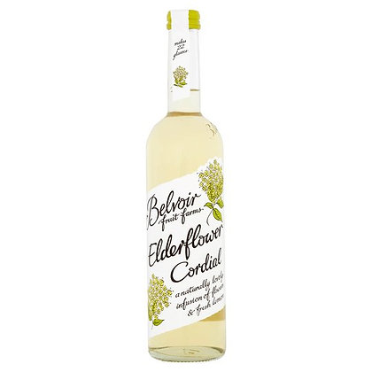 Belvoir Organic Elderflower Cordial