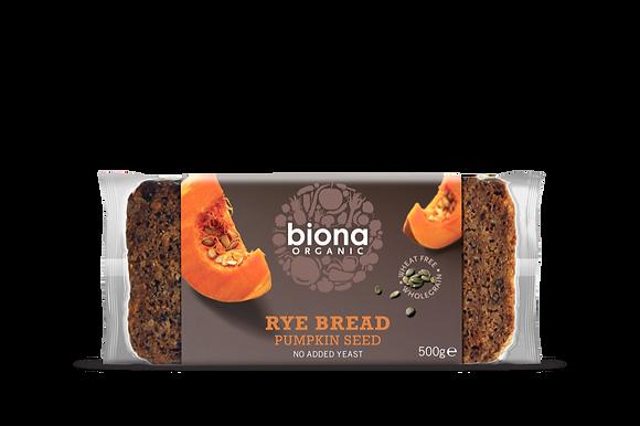 Rye & Pumpkinseed Bread