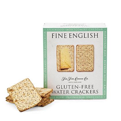 Gluten Free Water Cracker