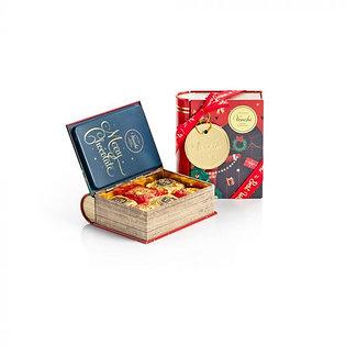 Chococaviar mini book tin