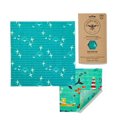 The Beeswax Wrap Co - Small Beeswax Wraps