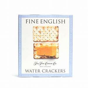 Fine English Crackers - Water