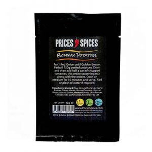 Prices Spices Bombay Potato Seasoning 42g