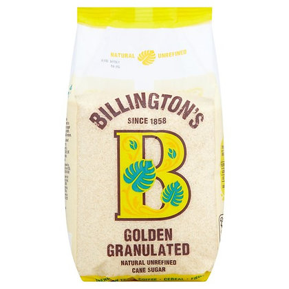 Billingtons Golden Granulated Sugar