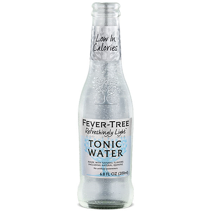 Fevertree Refreshingly Light Tonic