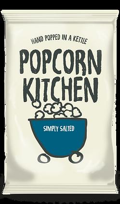 Popcorn Kitchen Simply Salted 30g