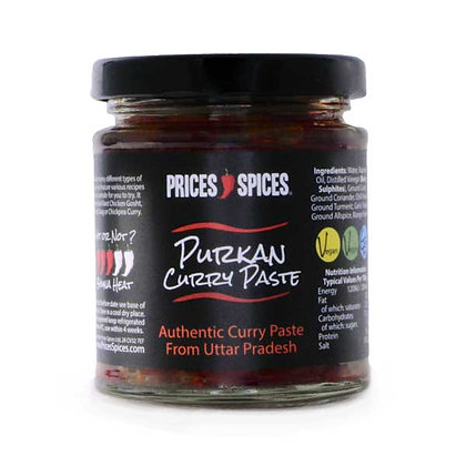 Prices Spices Purkan Curry Paste 180g