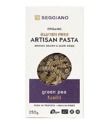Seggiano Organic Gluten Free Green Pea Fusilli 250g