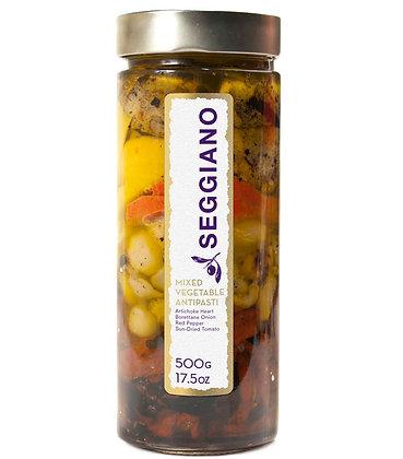 Seggiano Mixed Vegetable Anti Pasti 500g