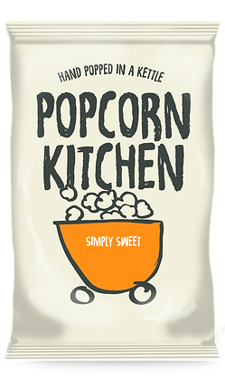 Popcorn Kitchen Simply Sweet 30g