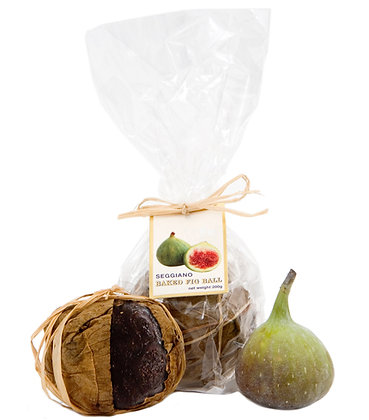 Seggiano Baked Fig Ball 200g