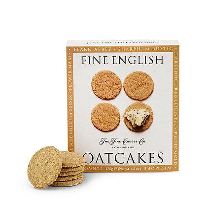 Fine English Crackers - Oatcakes