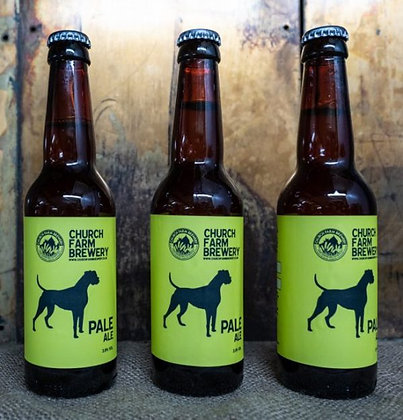 Church Farm Pale Ale 330ml