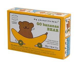 My Favourite Bear - Go Bananas Bear Box