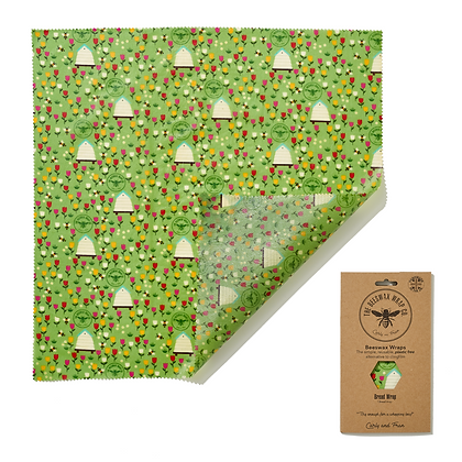 The Beeswax Wrap Co - Bread Beeswax Wraps
