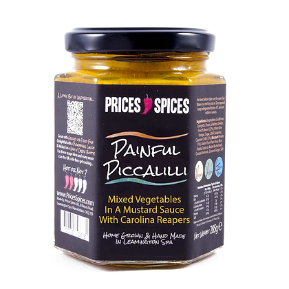 Prices Spices Piccalilli 190g