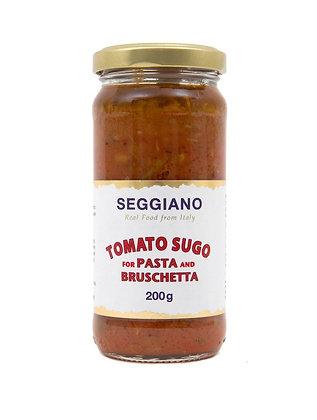 Seggiano Tomato Sugo for Pasta & Bruschetta 200g