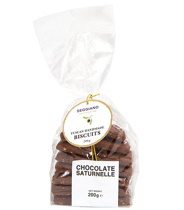 Chocolate Saturnelle biscuits