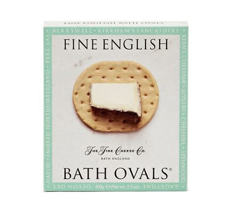 Bath Oval Crackers