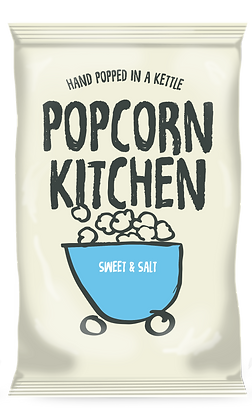 Popcorn Kitchen Sweet & Salted 30g