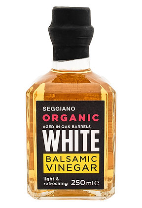Seggiano Organic White Balsamic Vinegar 250ml