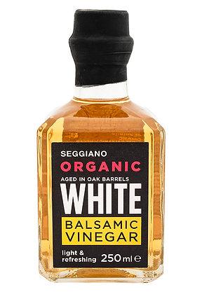 Seggiano Organic White Balsamic Vinegar 250ml