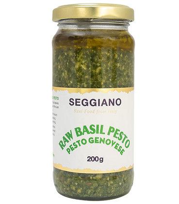 Seggiano Raw Basil Pesto 200g