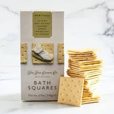 Bath Square Crackers