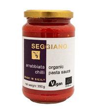 Seggiano Arrabbiata Organic Chilli Pasta Sauce
