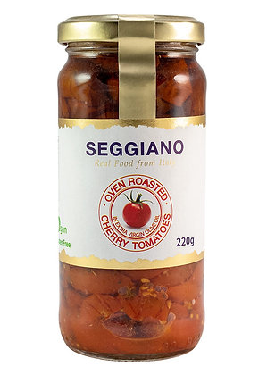 Seggiano Oven Roasted Cherry Tomatoes 220g