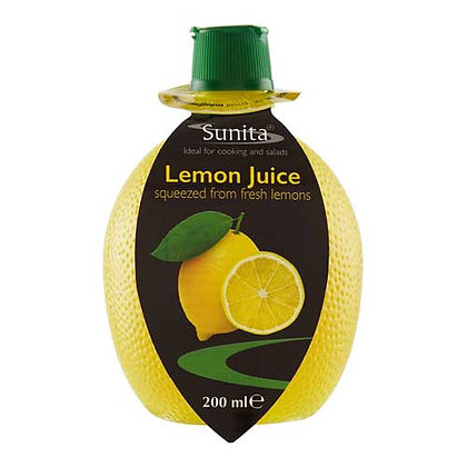 Sunita Lemon Juice