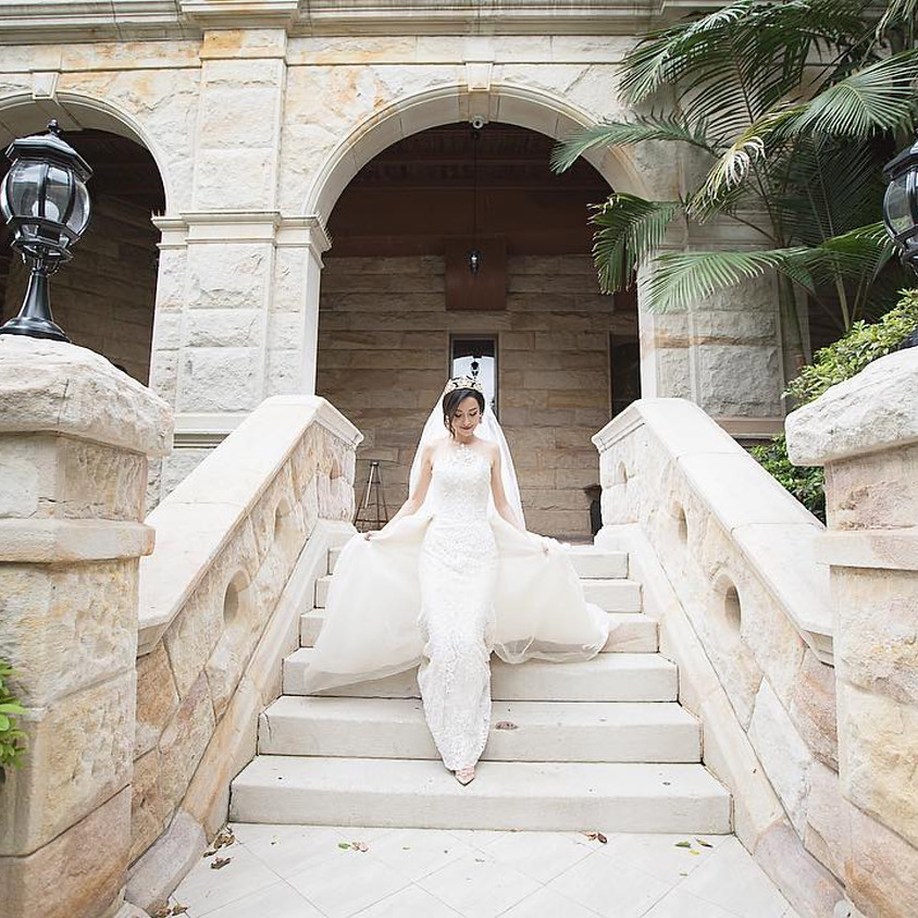 Shape of Elegancy - Bridal Hair Hands On Workshop