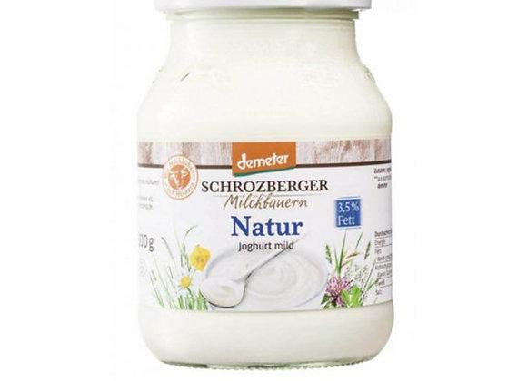 Naturjoghurt 3,5%
