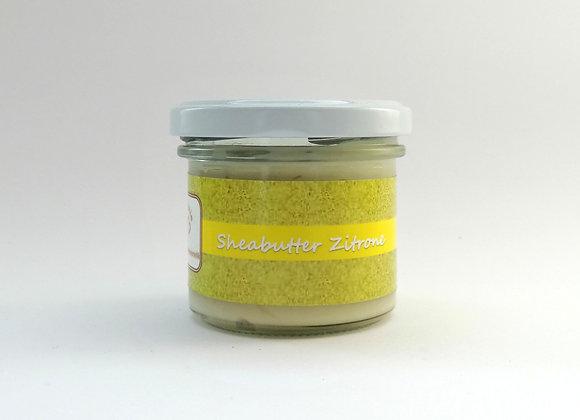 Sheabutter -Zitrone-