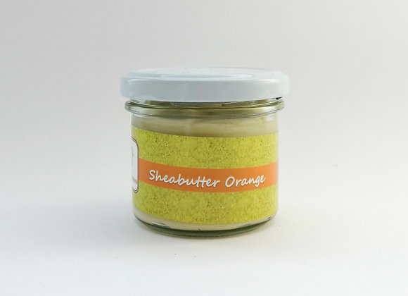 Sheabutter -Orange-