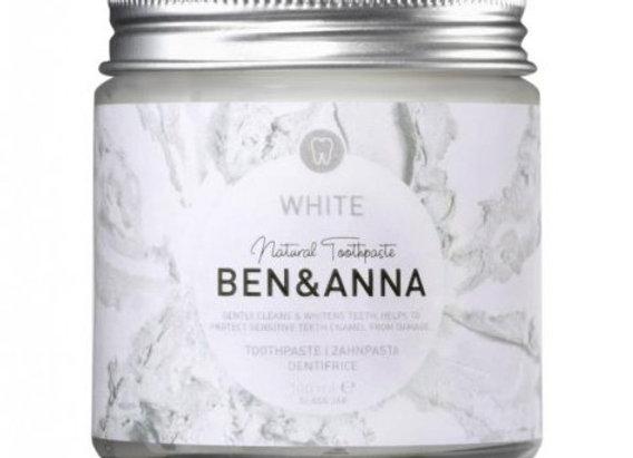 B&A Zahnpasta -White-