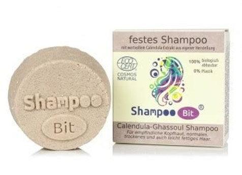 ShampooBit Calendula-Ghassoul